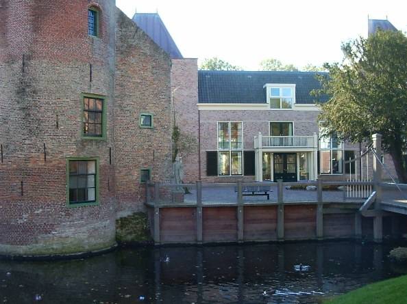 The rebuilt Schagen Castle in 2003.